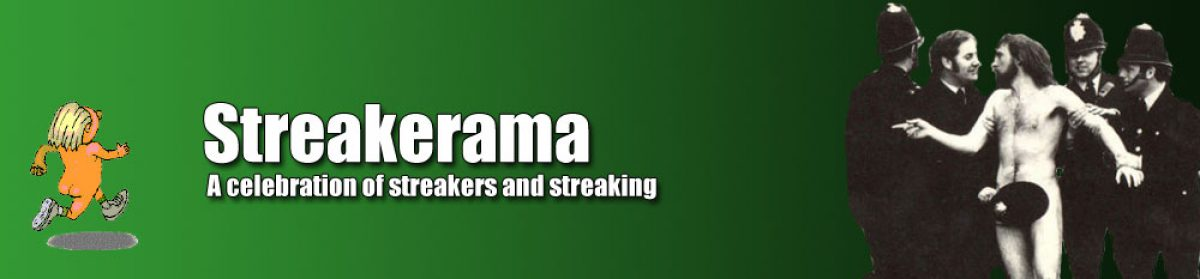 Streakerama: The Streaking Site